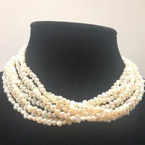Genuine Cultured Pearls H13